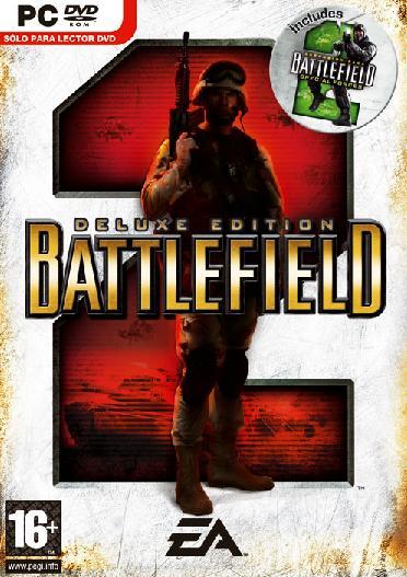 Descargar Battlefield 2 Deluxe Edition [MULTI9] por Torrent
